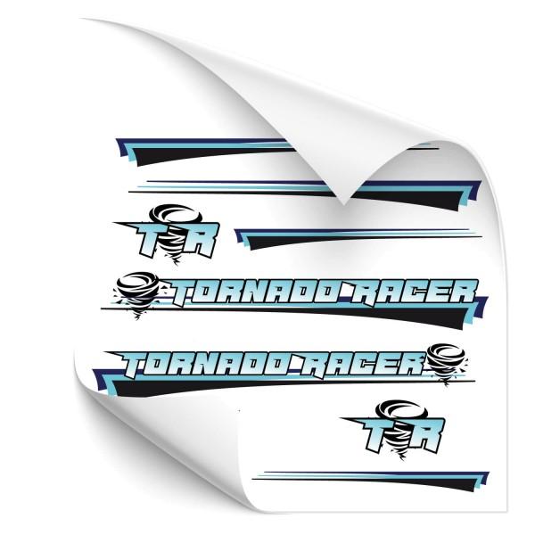 Tornado Racer - Beschriftungsset Beschriftungsset Tornado Racer - Kategorie Shop