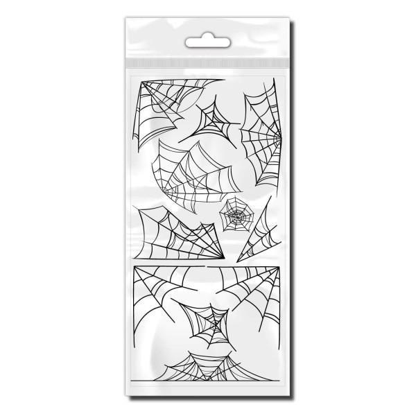 Spinnennetz Set Fahrrad Aufkleber - Kategorie Shop