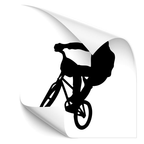 Motivaufkleber Bicycle Motocross - BMX Sticker