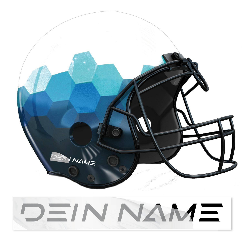 Namensaufkleber für Helme Namensaufkleber Helm - Kategorie Shop