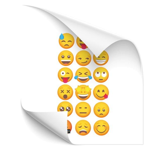 Reflex Emoji Set - Kategorie Shop