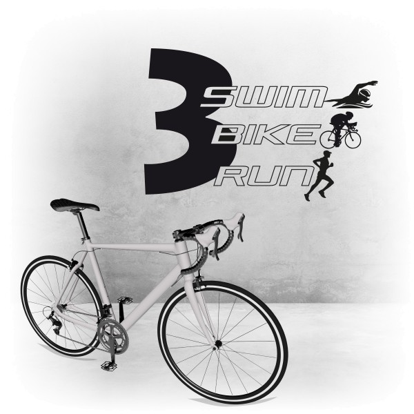 3 - SWIM | BIKE | RUN
