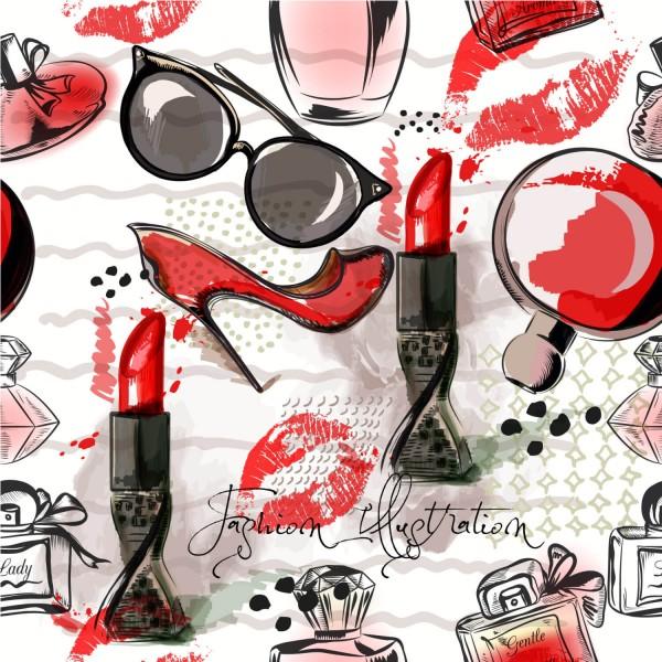 Fahrradfolie Lipstick - Kategorie Shop