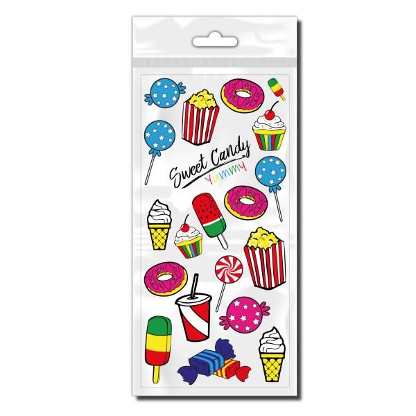 Kinderaufkleber Sweets