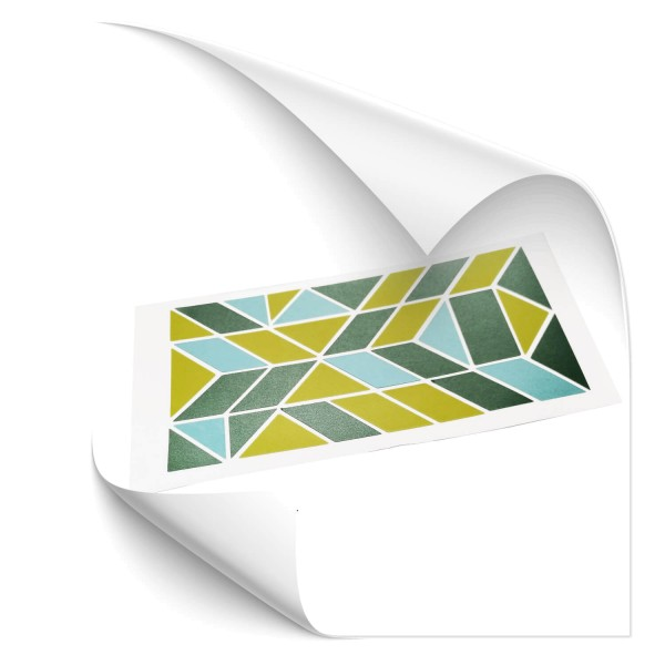 Dreieck Rechteck Reflex Set Grün - Kategorie Shop