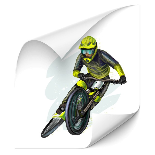 Mountainbiker - sport