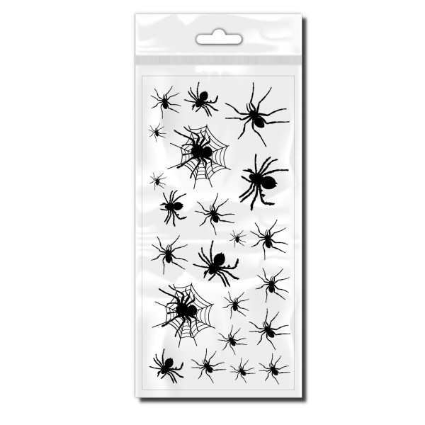 Spinnen Aufkleber