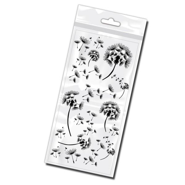 Pusteblumen - Fahrradaufkleber | dandelion