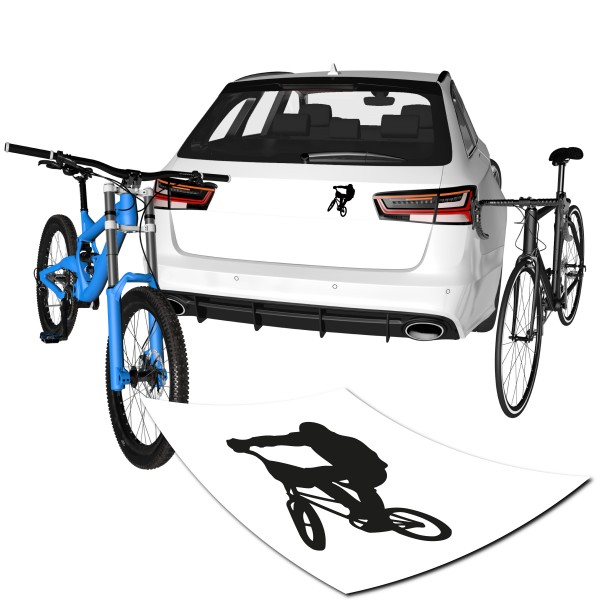Motivaufkleber Bicycle Motocross - BMX Sticker