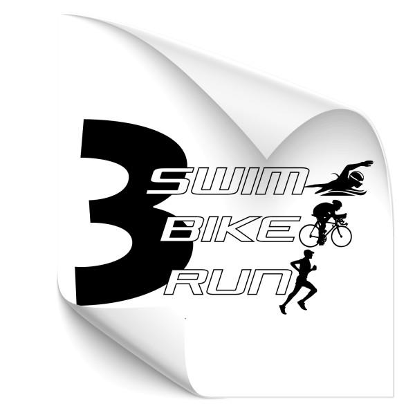 3 - SWIM | BIKE | RUN