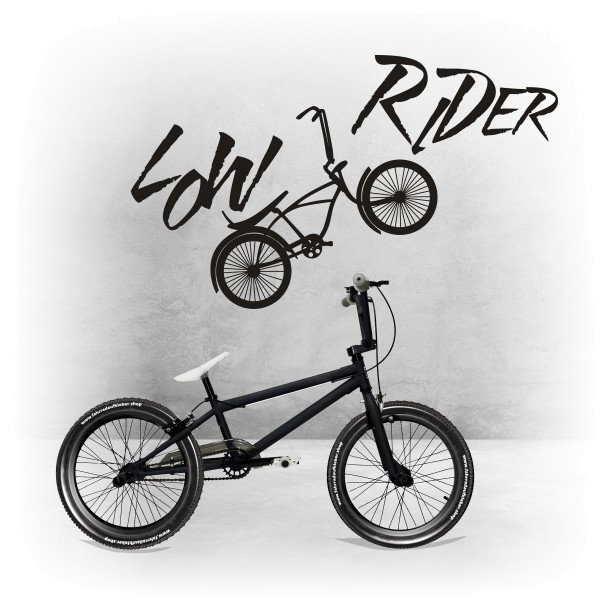 Low Rider | Wandtattoo