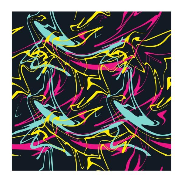 Fahrradfolie Farbmalerei - Kategorie Shop