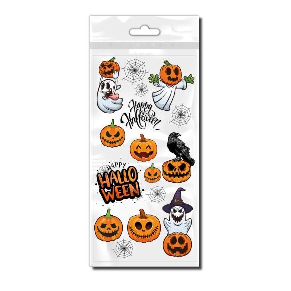 Halloween Set Kinder Motivaufkleber - Kategorie Shop