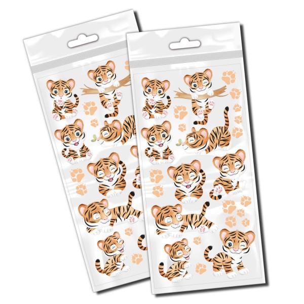 Tiger Baby Set Fahrrad Rahmen Kindersticker - Kategorie Shop