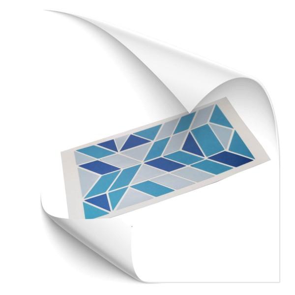 Dreieck Rechteck Set Blau - Kategorie Shop