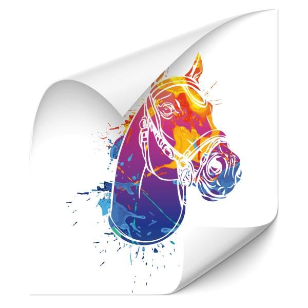 Pferde Motiv Car Tattoo - Pferde & Co